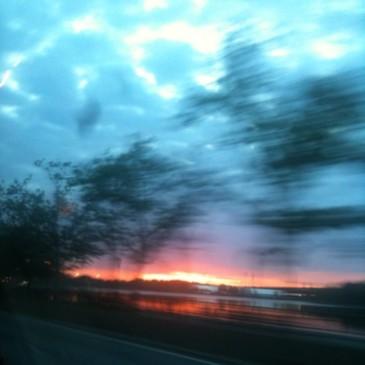 leaving-nyc-sunrise
